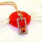 "LLP 25th Anniversary ""Sunset Collection"" Necklace"