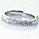 Ladies 14K Classic Diamond Anniversary