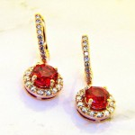 Sunset Collection Dangle Earrings